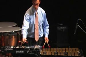 Chris Lennard, Online Marimba Teacher at LessonFace.com