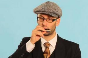 Marcus Milius, Online Harmonica Teacher at LessonFace.com
