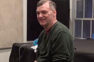 Keith Underwood discusses the Pharynx