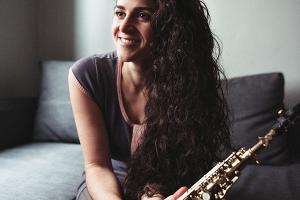 Lihi Haruvi Saxophonist