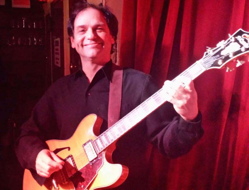 Ben Sher Online Guitar Teacher