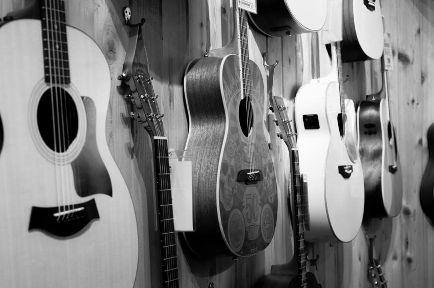 Guitar options