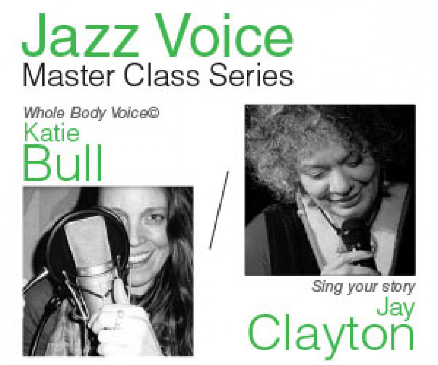 Jazz Voice Master Class