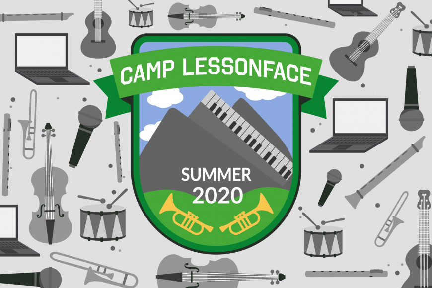 Lessonface Online Summer Camp for Young Musicians