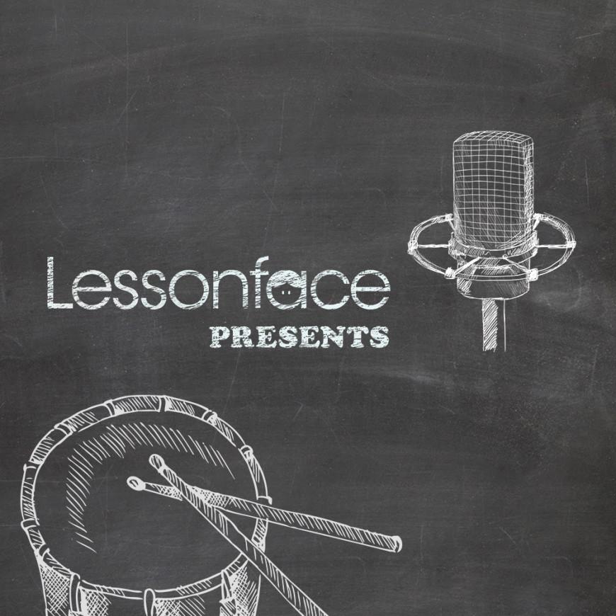 Lessonface presents graphic