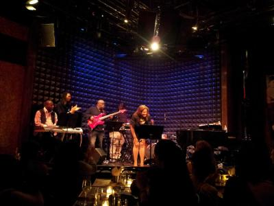LessonFace Voice Coach Lalana Martin Performs at Joe's Pub