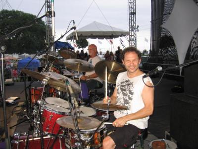 Todd Isler, LessonFace Drum Teacher