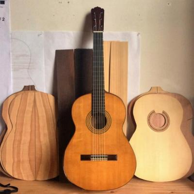 build your own guitar warm up