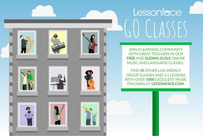 Lessonface Group Classes