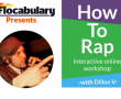 Flocabulary presents how to rap