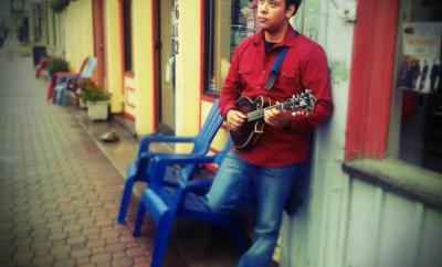 Micah Bost mandolin teacher at Lessonface