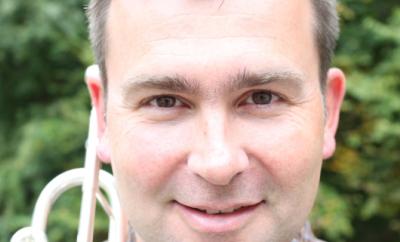 Joel Flunker teaches live online trumpet lessons at Lessonface