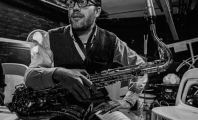 Matt Bauder teaches live online saxophone lessons at Lessonface