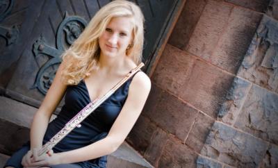 Alyssa Griggs, flute