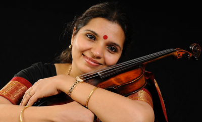 kala ramnath indian violin virtuouso