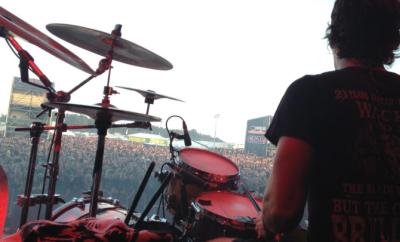 Kevin Talley, LessonFace Online Drum Teacher