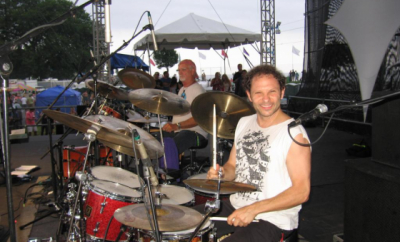 Todd Isler, LessonFace Online Drum Teacher