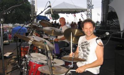 Todd Isler, LessonFace Online Drum Teacher