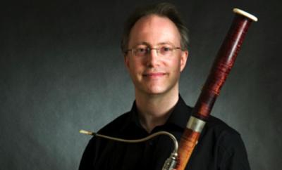 Tom Hardy Bassoon Teacher Extraordinaire