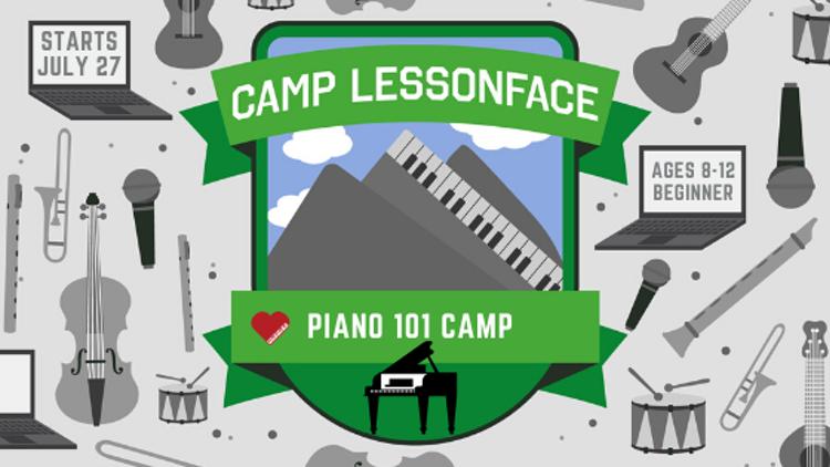 Piano 101 Camp
