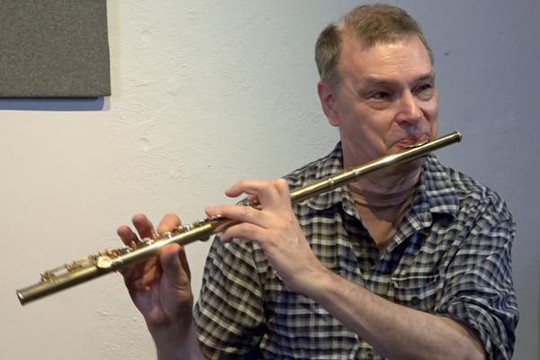 Keith Underwood Flute Classes