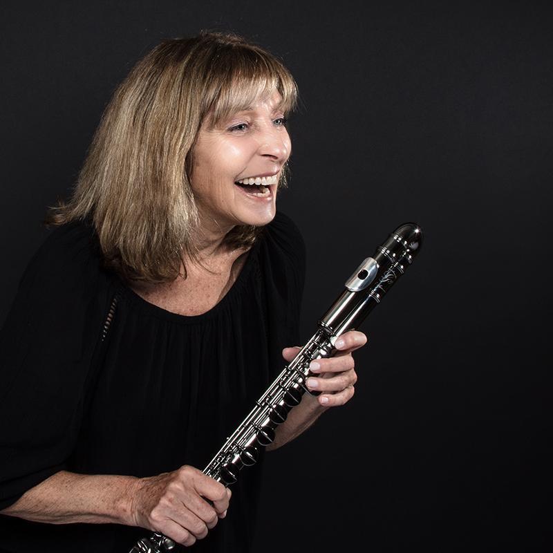 Ali Ryerson Online Flute Class