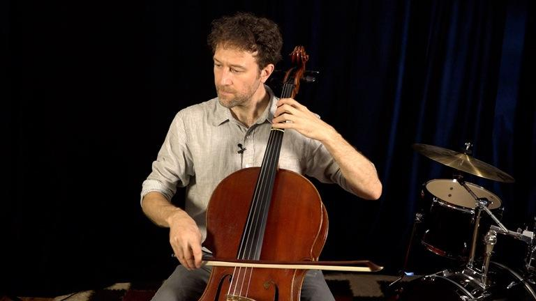 Introduction to Cello with Brent Arnold