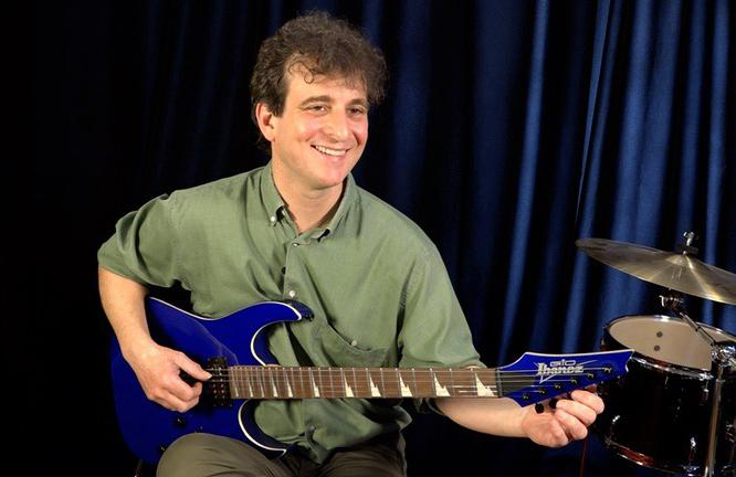 Guitar 101 with Dmitri Shapira