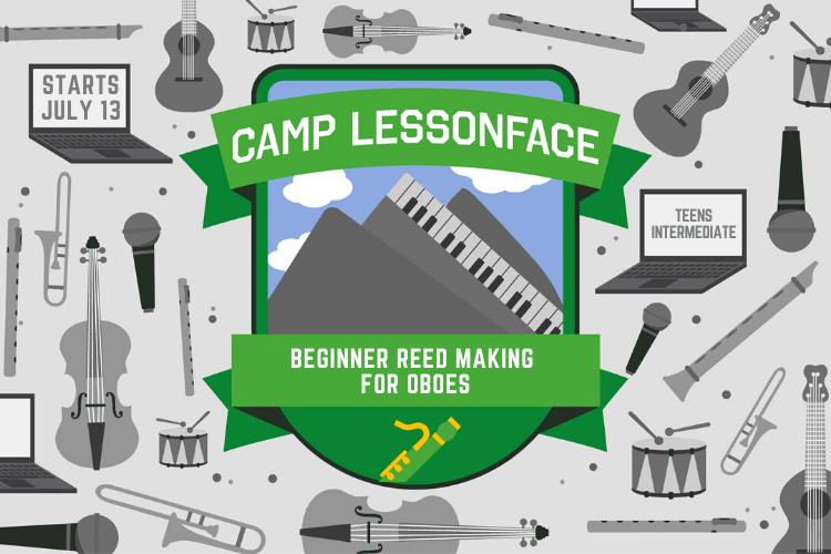 Beginning Oboe Reed-Making Camp