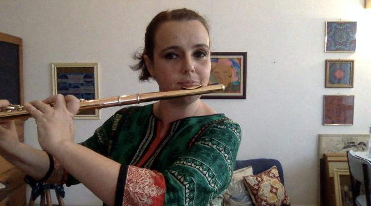 The Lessonface Brazilian Flute Orchestra