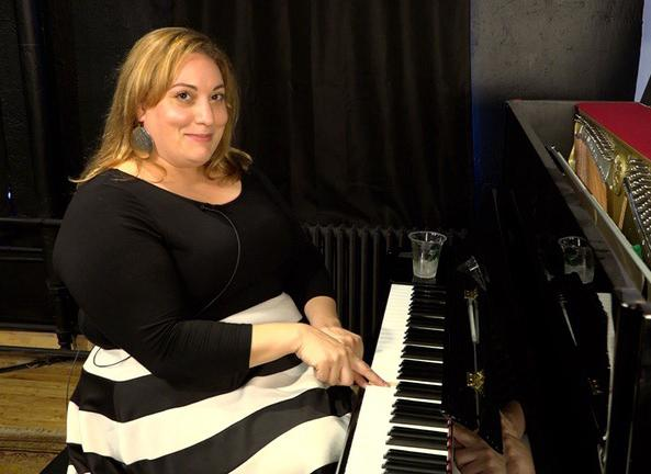 Introduction to Singing with Liz Tobias