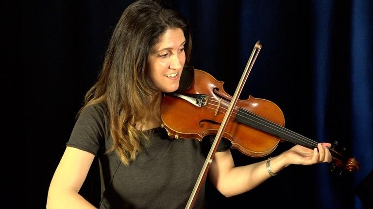Introduction to Violin with Ludovica Burtone