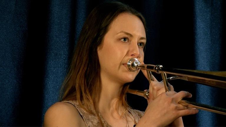 Introduction to Trombone with Natalie Cressman
