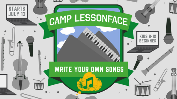 How to Write Your Own Songs Camp