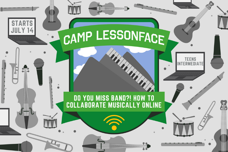 Do You Miss Band?! How to Collaborate Musically Online Camp