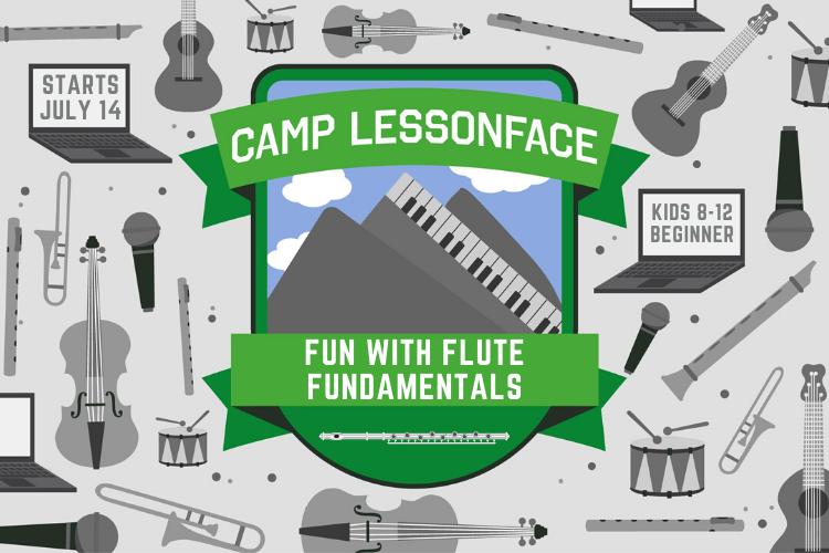 Fun with Flute Fundamentals Camp