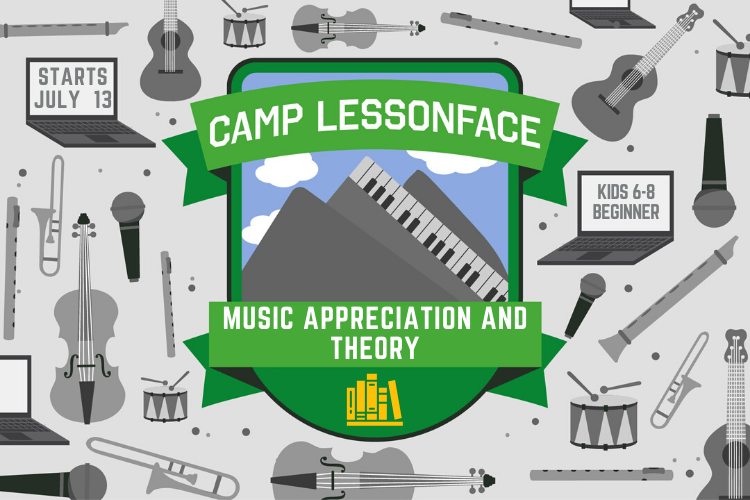 Music Appreciation and Theory Camp