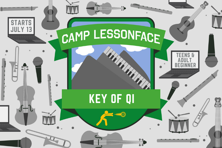 Music in the Key of Qi (Chi) Camp