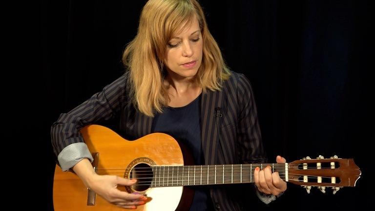 Introduction to Guitar with Sara Landeau