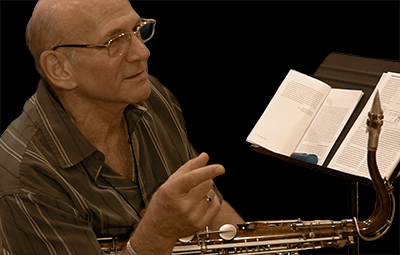 Saxophone Master Class with Dave Liebman
